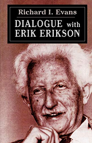9781568215617: Dialogue with Erik Erikson (Master Work)