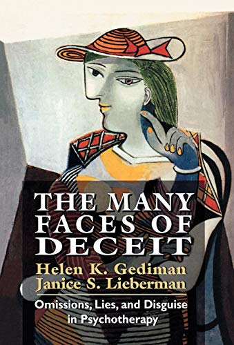 9781568215921: The Many Faces of Deceit: Omissions, Lies, and Disguise in Psychotherapy