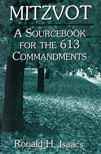9781568219004: Mitzvot: A Sourcebook for the 613 Commandments
