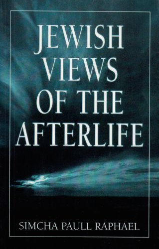 9781568219387: Jewish Views of the Afterlife