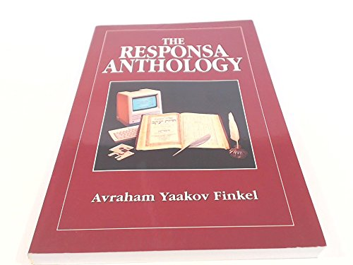 9781568219424: The Responsa Anthology