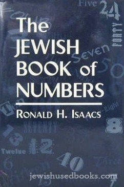 9781568219516: The Jewish Book of Numbers