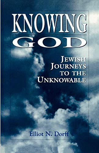 9781568219646: Knowing God: Jewish Journeys to the Unknowable