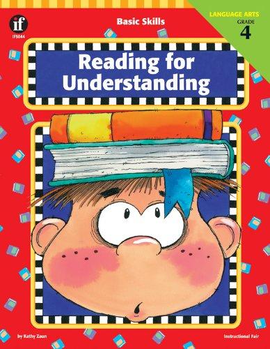 9781568220321: Basic Skills Reading for Understanding, Grade 4