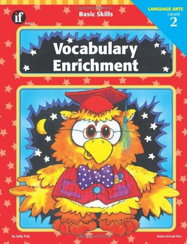 9781568220369: Basic Skills Vocabulary Enrichment, Grade 2