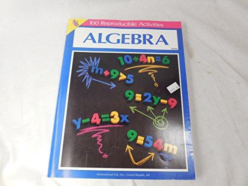 9781568220659: Algebra: 100 Reproducible Activities