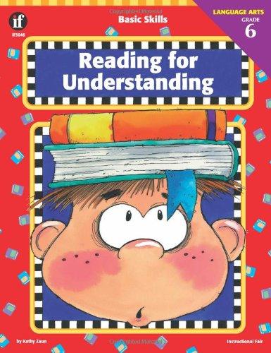 9781568221076: Basic Skills Reading for Understanding, Grade 6