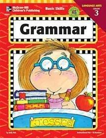 Grammar, Grade 3 (Basic Skills): Sally Fisk