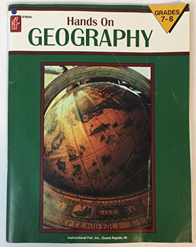 9781568221335: Hands on Geography, Grades 7-8