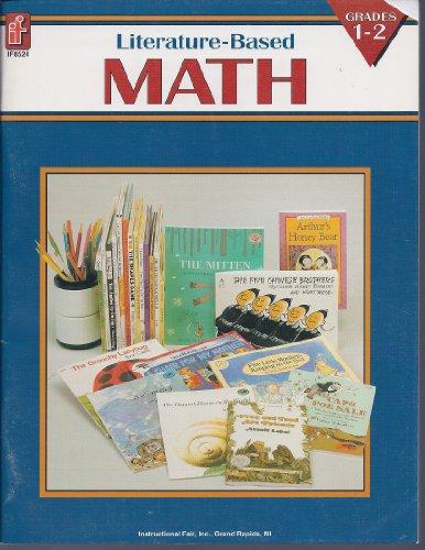 9781568221625: Literature-based math: Grades 1-2