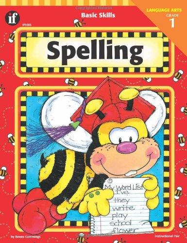 9781568221779: Basic Skills Spelling, Grade 1