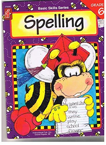 Basic Skills Spelling, Grade 6: Chapman, Rhonda
