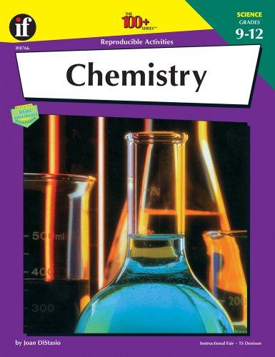 The 100+ Series Chemistry (The 100+ Series): Joan Distasio