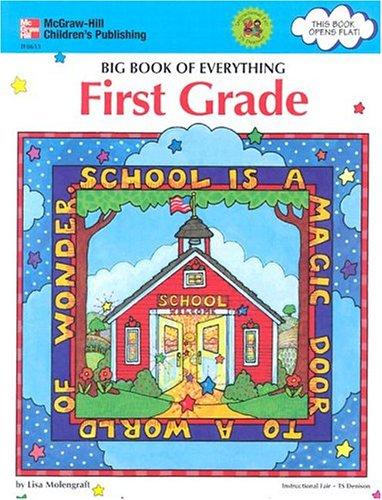 Big Book of Everything, Grade 1: Miller Molengraft, Lisa