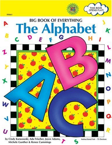 9781568222103: Big Book of Everything for the Alphabet