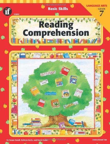 9781568222530: Reading Comprehension, Grade 7 (Basic Skills)