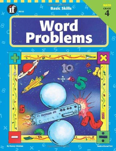9781568222653: Basic Skills Word Problems, Grade 4