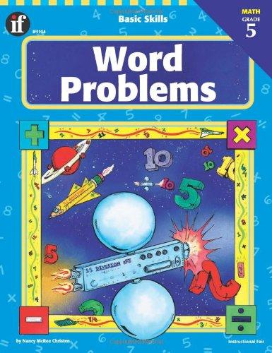 9781568222660: Basic Skills Word Problems, Grade 5
