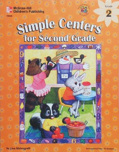 Simple Centers for Second Grade: Lisa Molengraft