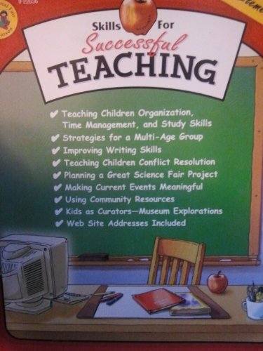 9781568224633: Skills for Successful Teaching
