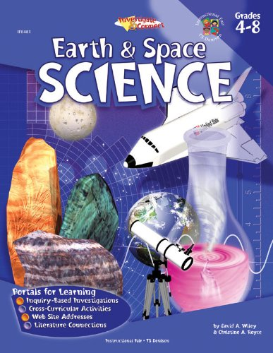 Earth & Space Science: Investigate & Connect: Royce, Christine A.;
