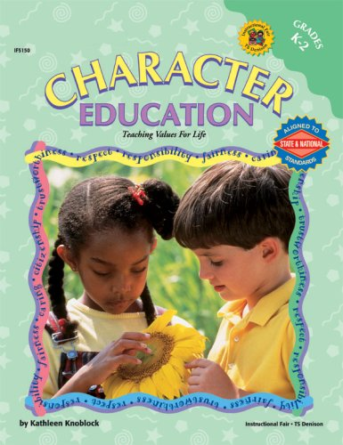 Character Education, Grades K-2 (Character Education (School: Knoblock, Kathleen