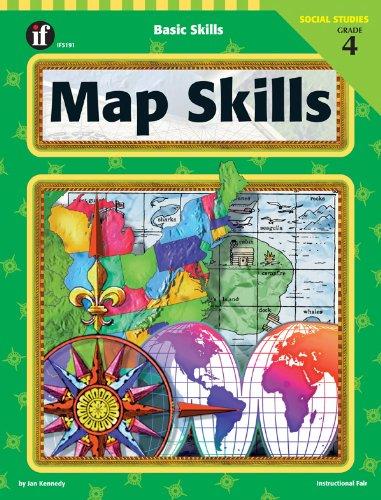 Map Skills, Grades 4: Renee Cummings; Jan