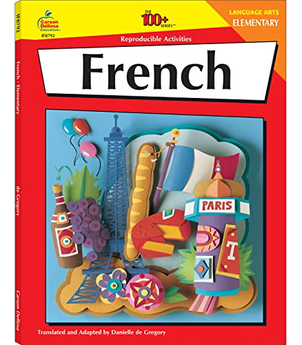 9781568226668: French: Elementary - 100 Reproducible Activities (The 100+ Series)