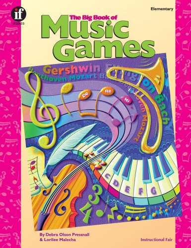 9781568226736: The Big Book of Music Games