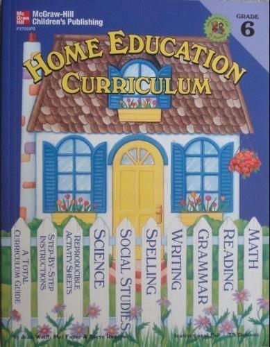 9781568226897: Home Education Curriculum: Grade 6
