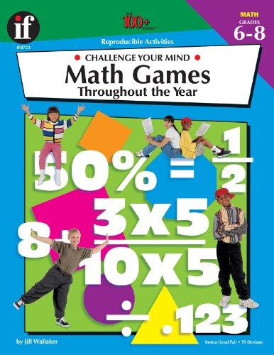 The 100+ Series Math Games Throughout the: Prince Wallaker, Jillayne
