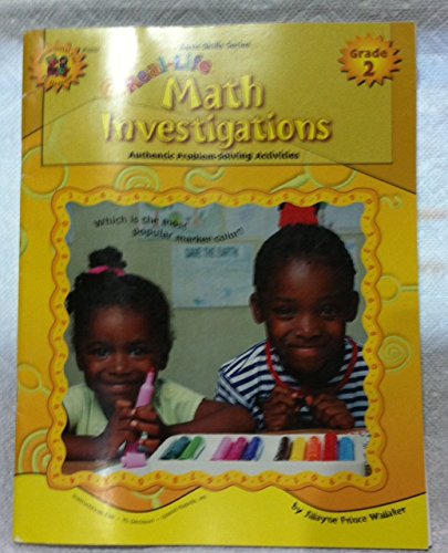 9781568227917: Real Life Math Investigations - Grade 2 (BAsic Skills)