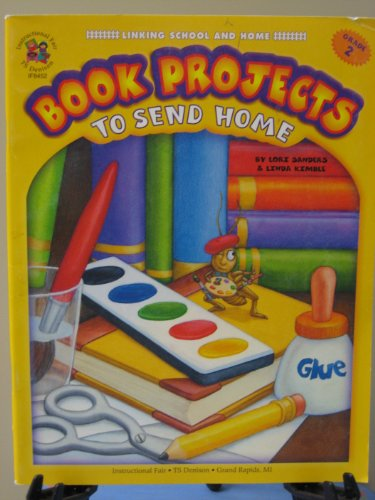 9781568228068: Book Projects to Send Home: Grade 2