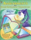 Assessments for Home Education Curriculum Weekly Tests and Recording Forms Second Grade: May ...