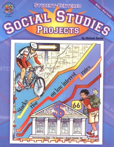 9781568228532: Student-Centered Social Studies Projects