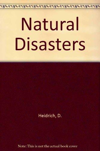 9781568229010: Natural Disasters