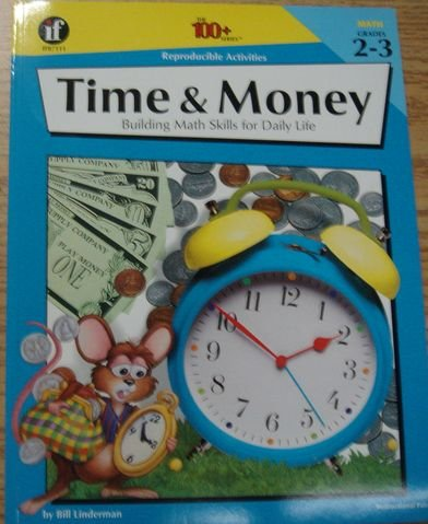 9781568229058: The 100+ Series Time & Money, Grades 2-3: Building Math Skills for Daily Life