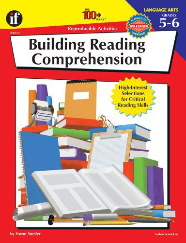 9781568229140: The 100+ Series Building Reading Comprehension, Grades 5-6: High-Interest Selections for Critical Reading Skills