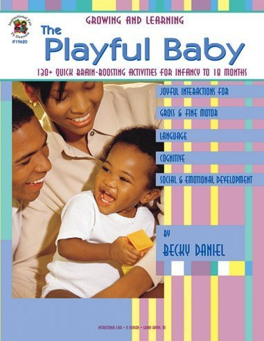 9781568229539: The Playful Baby (Growing and Learning)