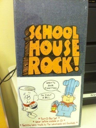 9781568262390: School House Rock Box Set