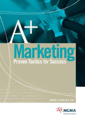 9781568292915: A+ Marketing: Proven Tactics for Success