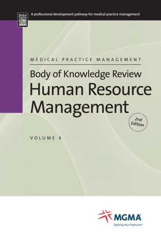 9781568293332: Body of Knowledge Review Series 2nd Edition Human Resource Management