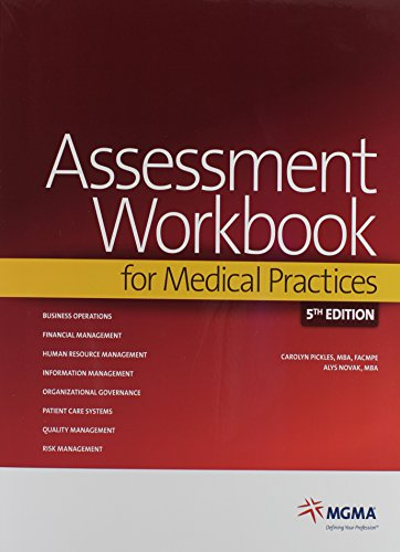 9781568293813: Assessment Workbook for Medical Practices - 5th Edition