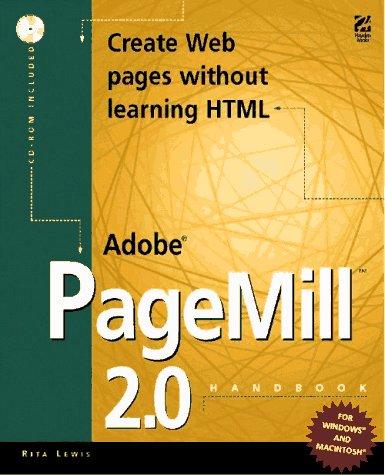 9781568303130: The Adobe PageMill 2.0 Handbook