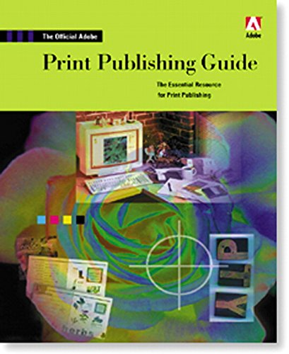 9781568304687: Official Adobe Print Publishing Guide