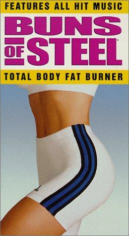 9781568327662: Buns of Steel: Total Body Fat Burner [VHS]