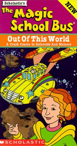 9781568327785: Magic School Bus: Out of This World [VHS]