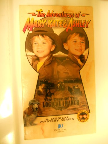 9781568327921: Adventures of Mary Kate & Ashley: Case of the Logical I Ranch / Mystery Cruise