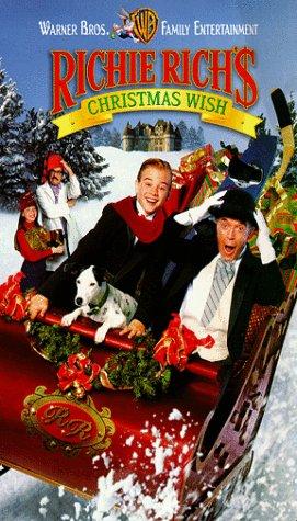 9781568328171: Richie Rich's Christmas Wish [VHS]