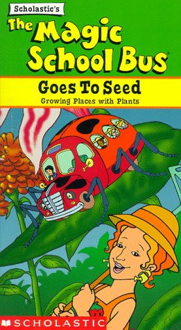 9781568328379: Magic School Bus - Goes to Seed [VHS]